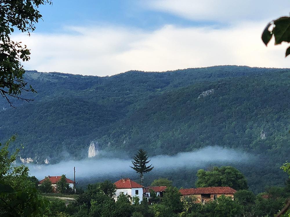 Pogled na selo Labukovo, foto: Redakcija