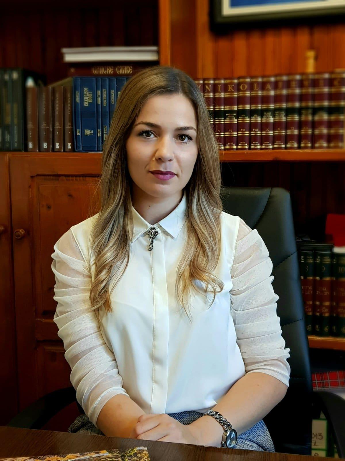 Milena Ristić, nova direktorka CTKS Svrljig