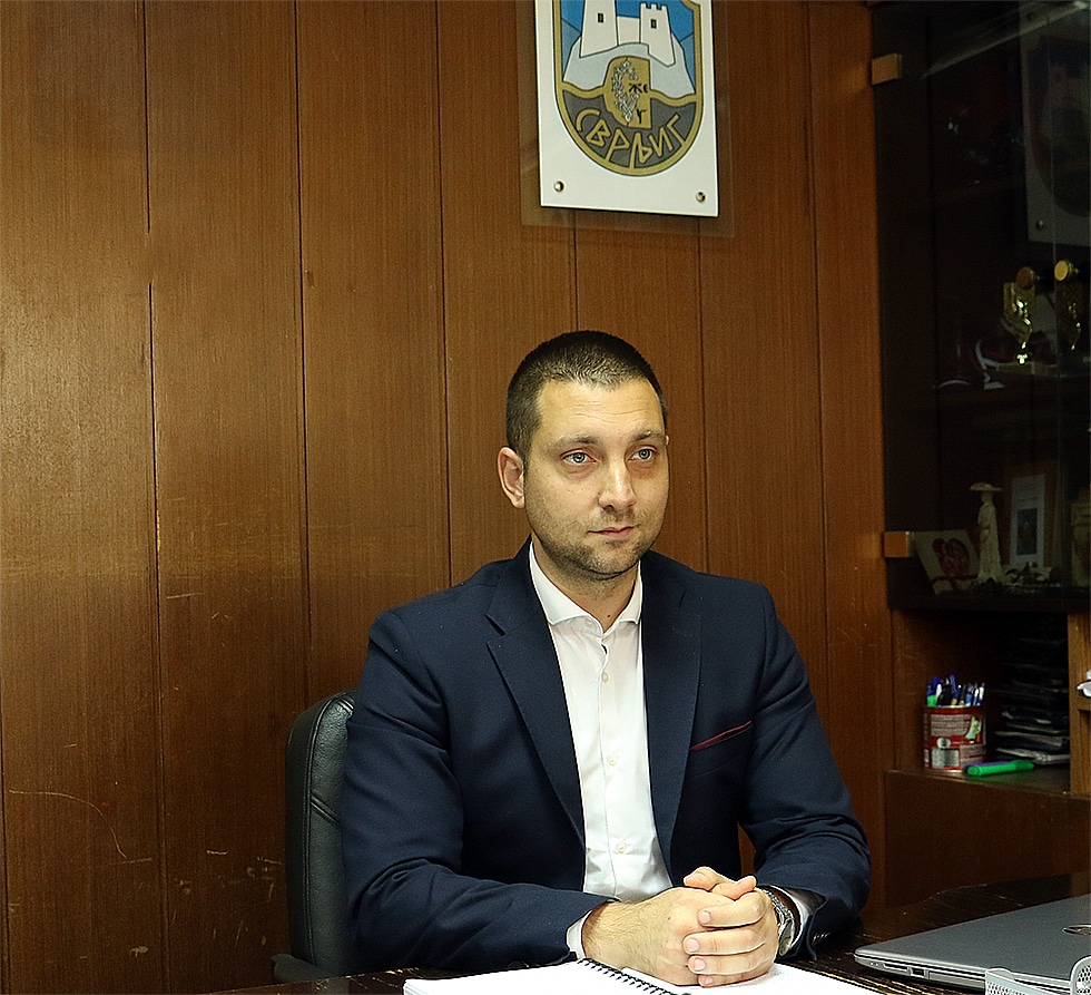 Predsednik opštine Svrljig, foto: PR predsednika