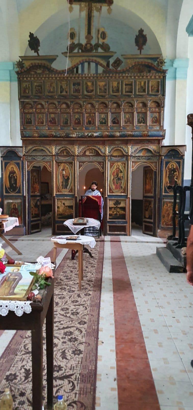 Crkva u selu Izvor, foto: M.M.