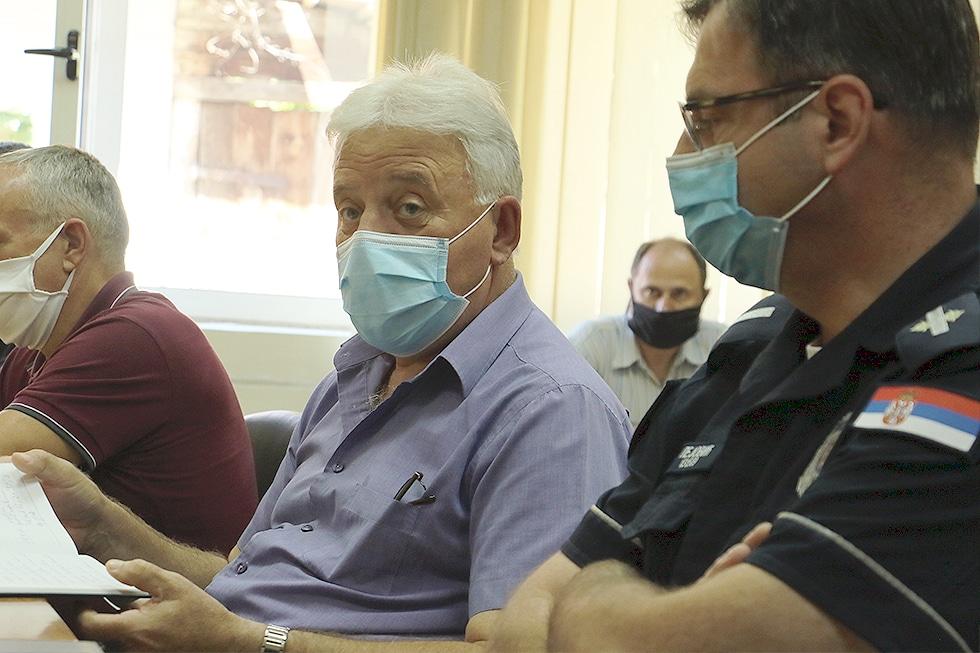 Direktor Doma zdravlja Svrljig, dr Ljutomir Davidović, foto: M.M.