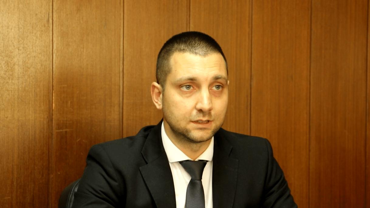 Miroslav Marković, foto: PR služba Opštine Svrljig