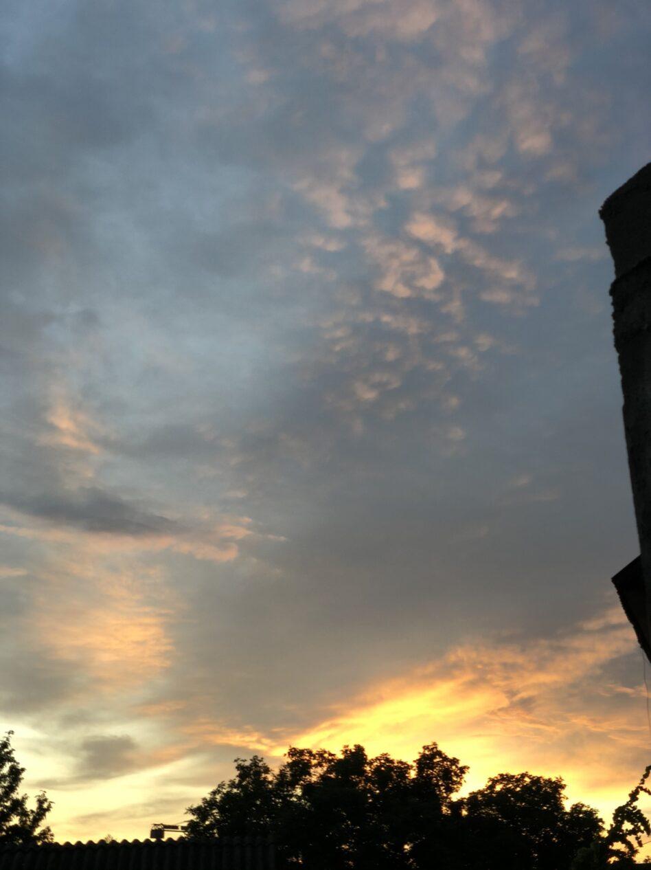 Vreme, nebo iznad Svrljiga, foto: Redakcija