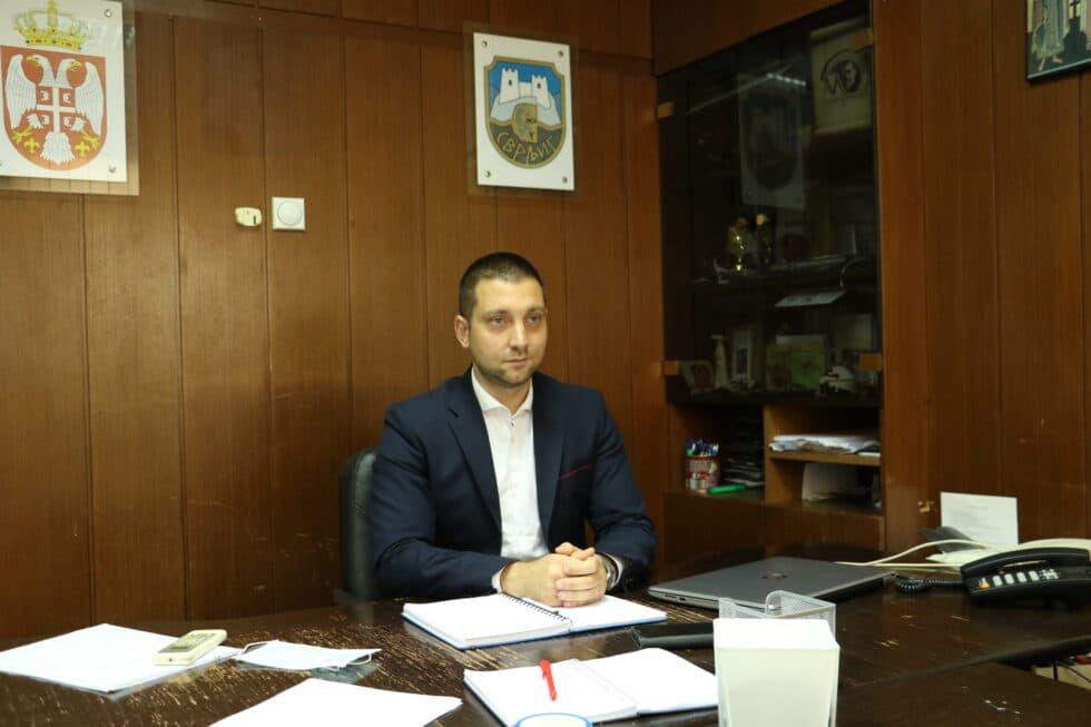 Predsednik opštine Svrljig Miroslav Marković, foto: M.M.