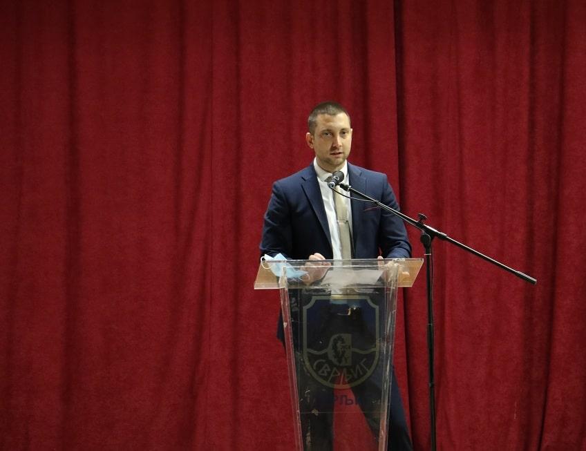 Miroslav Marković, foto: Opština Svrljig