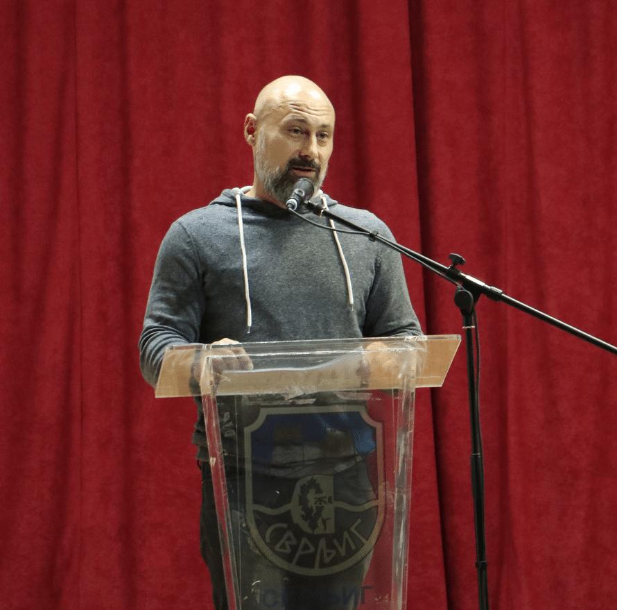 Oliver Đorđević, foto: Opština Svrljig