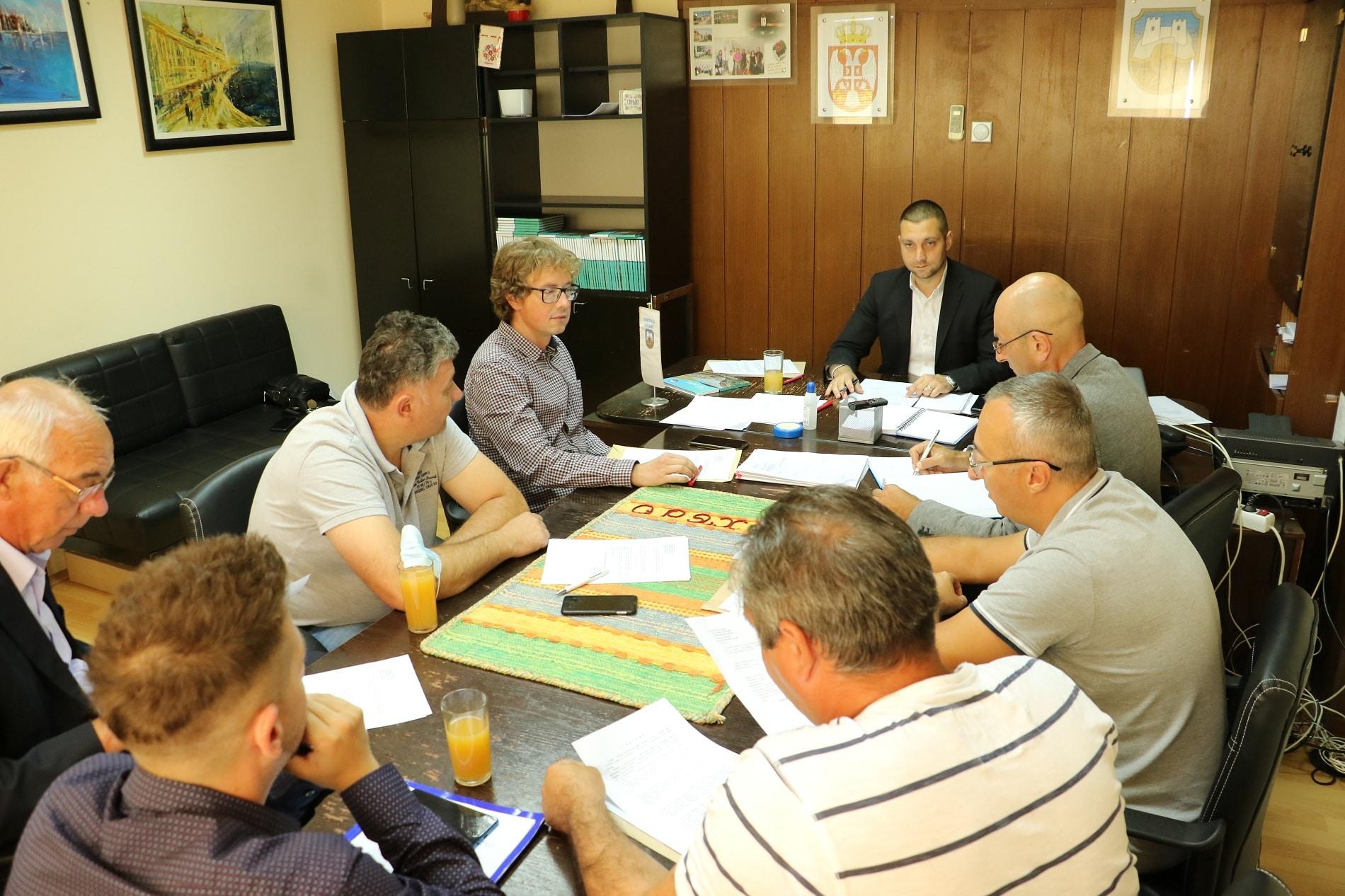 Opštinsko veće, foto: Opština Svrljig
