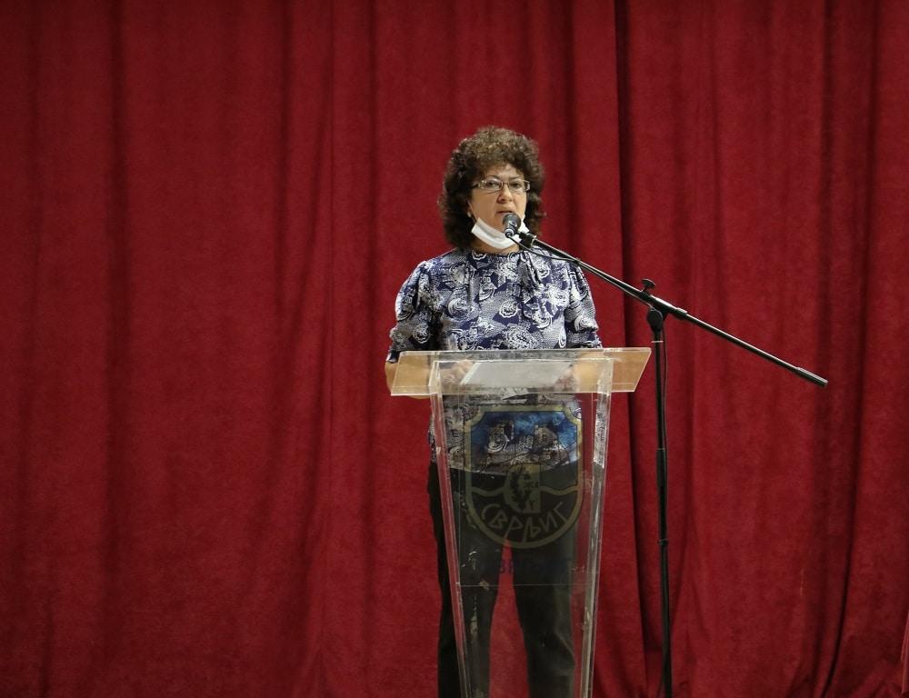 Tatjana Lazarević, foto: Opština Svrljig