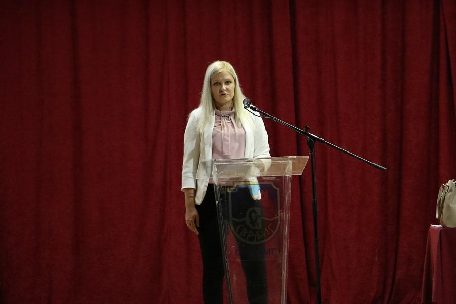 Emina Žikić, foto: Opština Svrljig