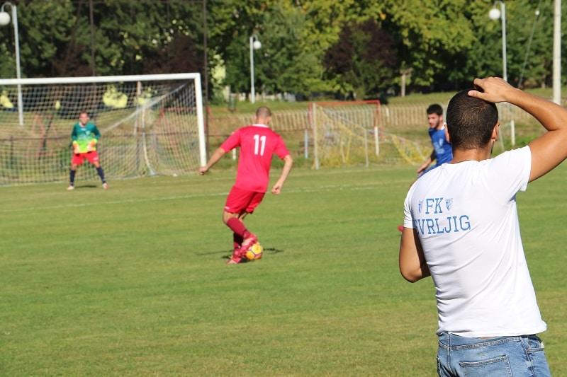 FK ,,Svrljig'', fudbaleri, foto: Svrljiške novine