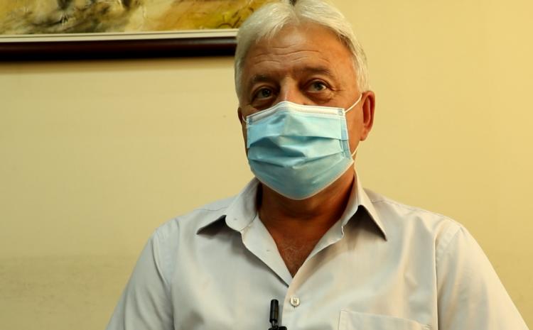 Dr Ljutomir Davidović, foto: M.M.
