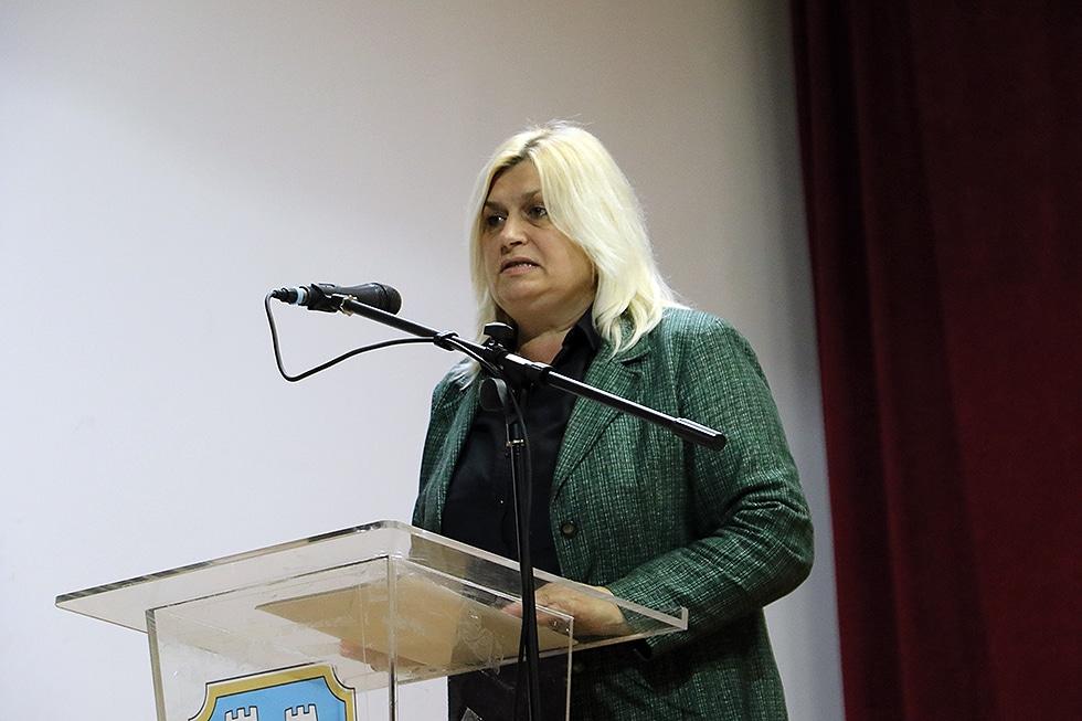 Načelnica OU Svrljig, Dejana Mitić, foto: Svrljiške novine