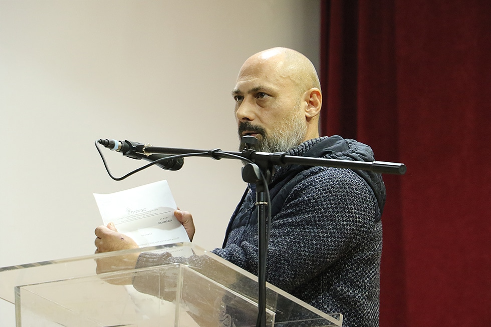 Oliver Đorđević, predsednik Pokreta