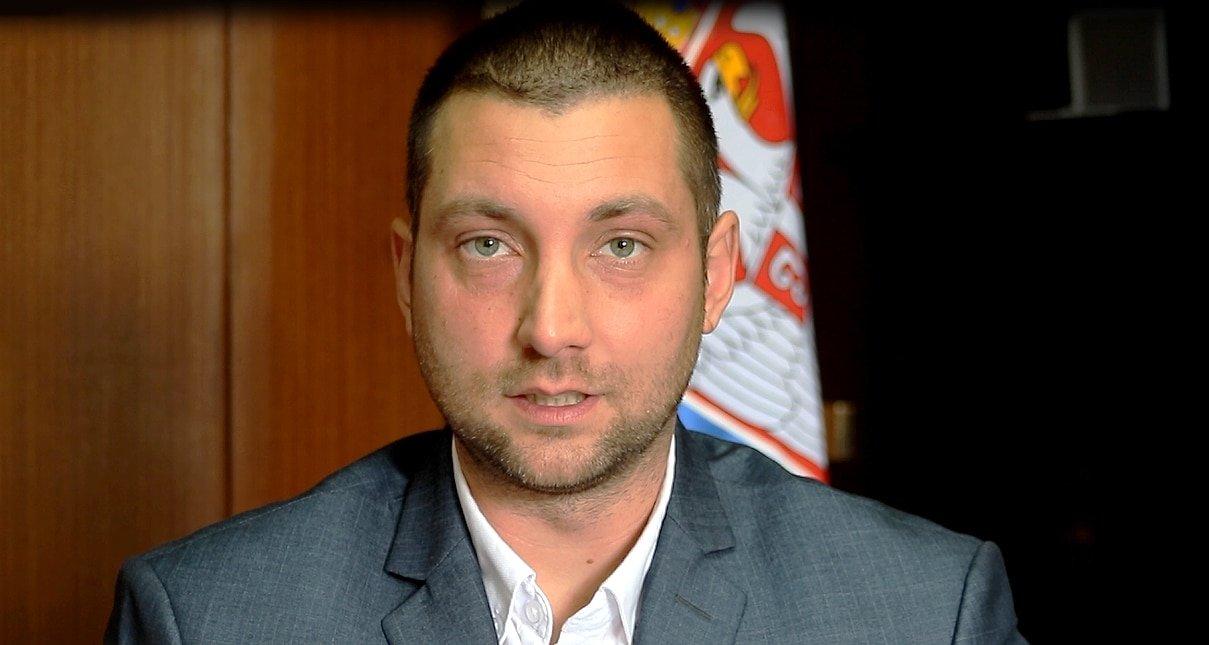 Predsednik opštine Miroslav Marković, foto: Svrljiške novine