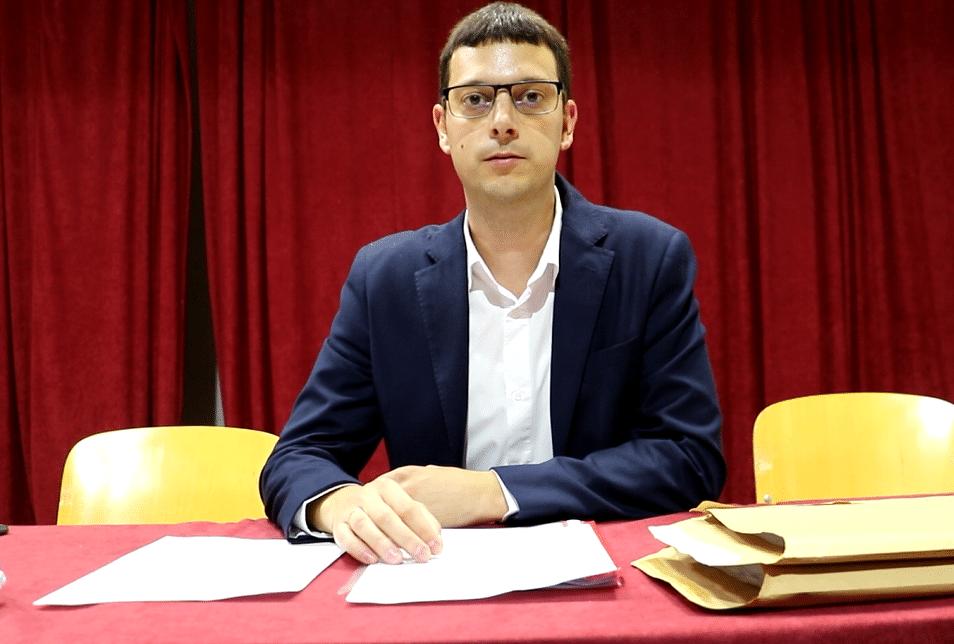 Milan Mihajlović (SNS), foto: Svrljiške novine