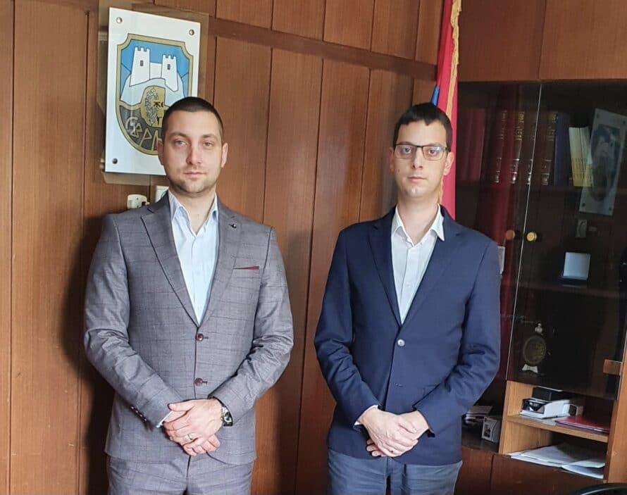 Marković i Mihajlović, foto: A.A.