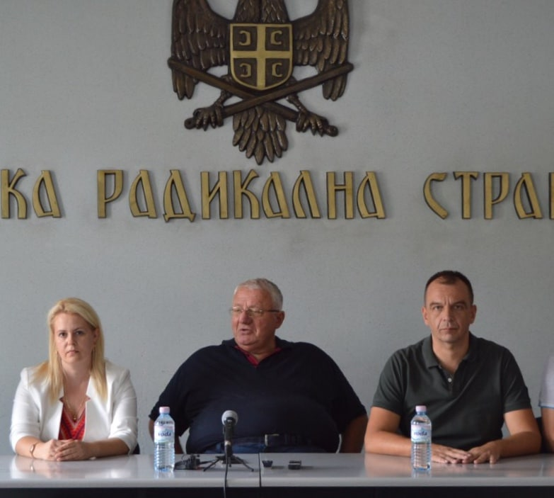 Foto: Srpska radikalna stranka