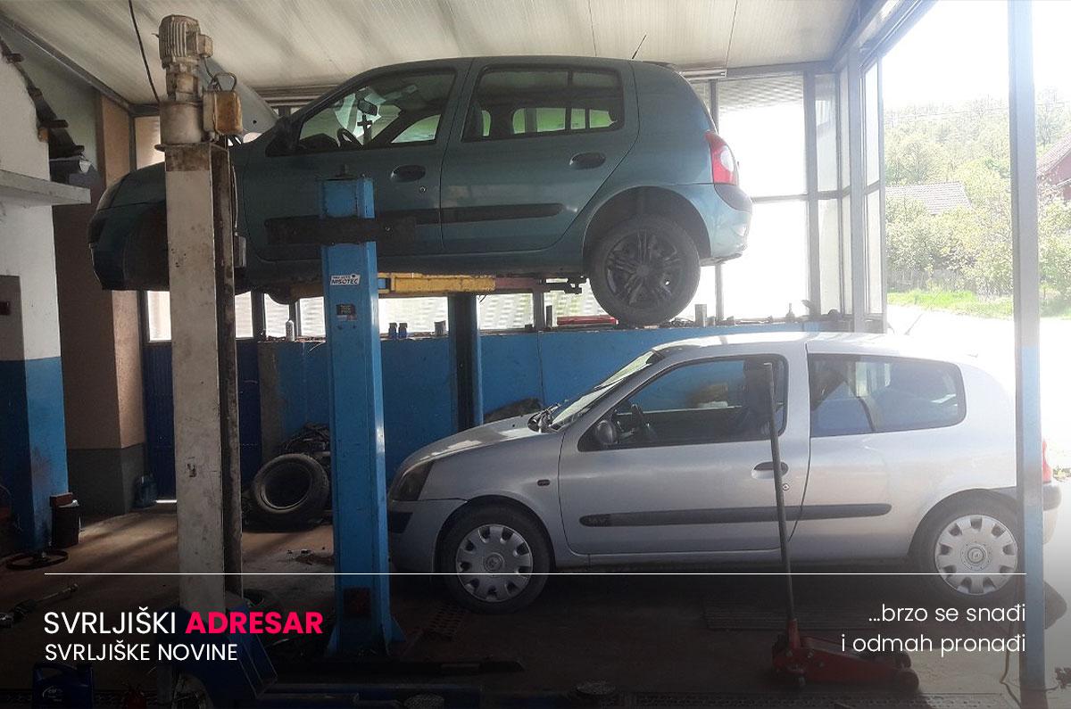 Auto servis Milanče Svrljig
