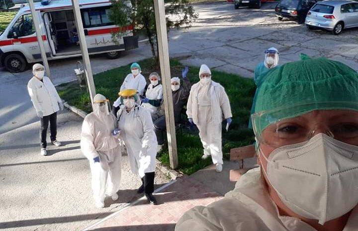 Kovid radnici, foto: Svrljiške novine