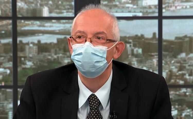 Dr Predrag Kon, foto: Pink TV, Novo jutro, PrtScr