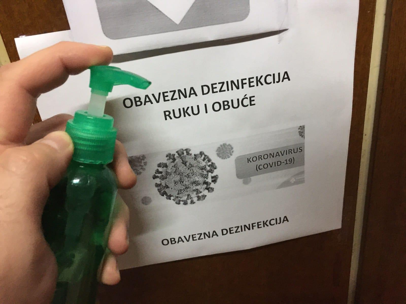 Ilustracija, koronavirus, foto: Svrljiške novine