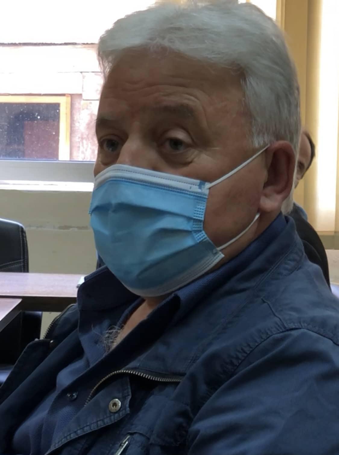 Direktor Doma zdravlja dr Ljutomir Davidović, foto: Svrljiške novine