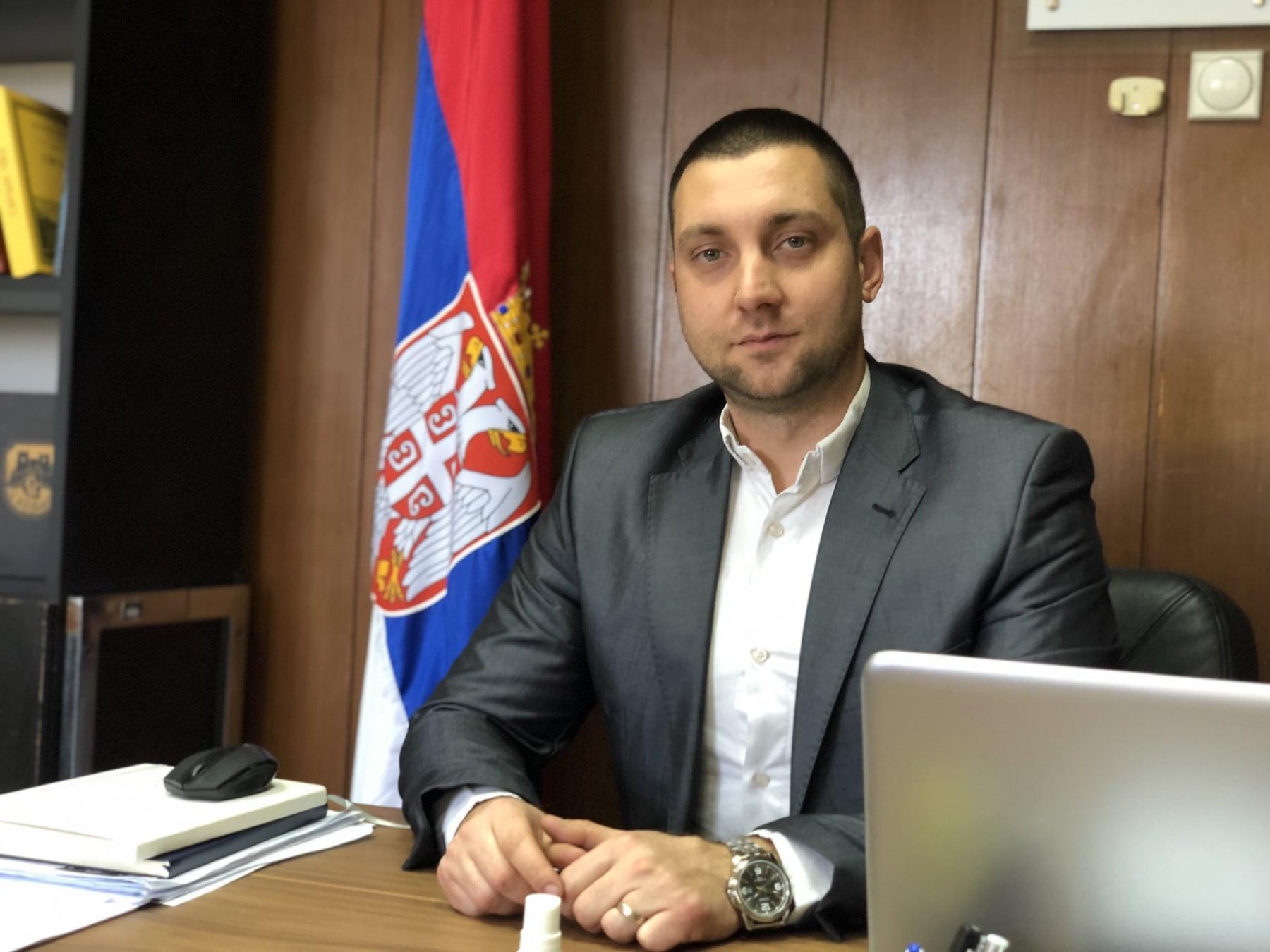 Predsednik opštine Svrljig Miroslav Marković, foto: PR služba