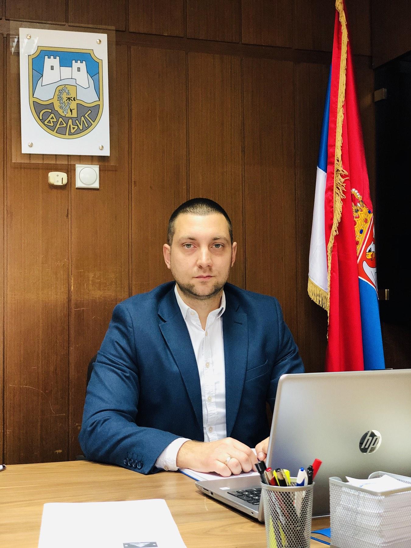 Predsednik opštine Svrljig, Miroslav Marković