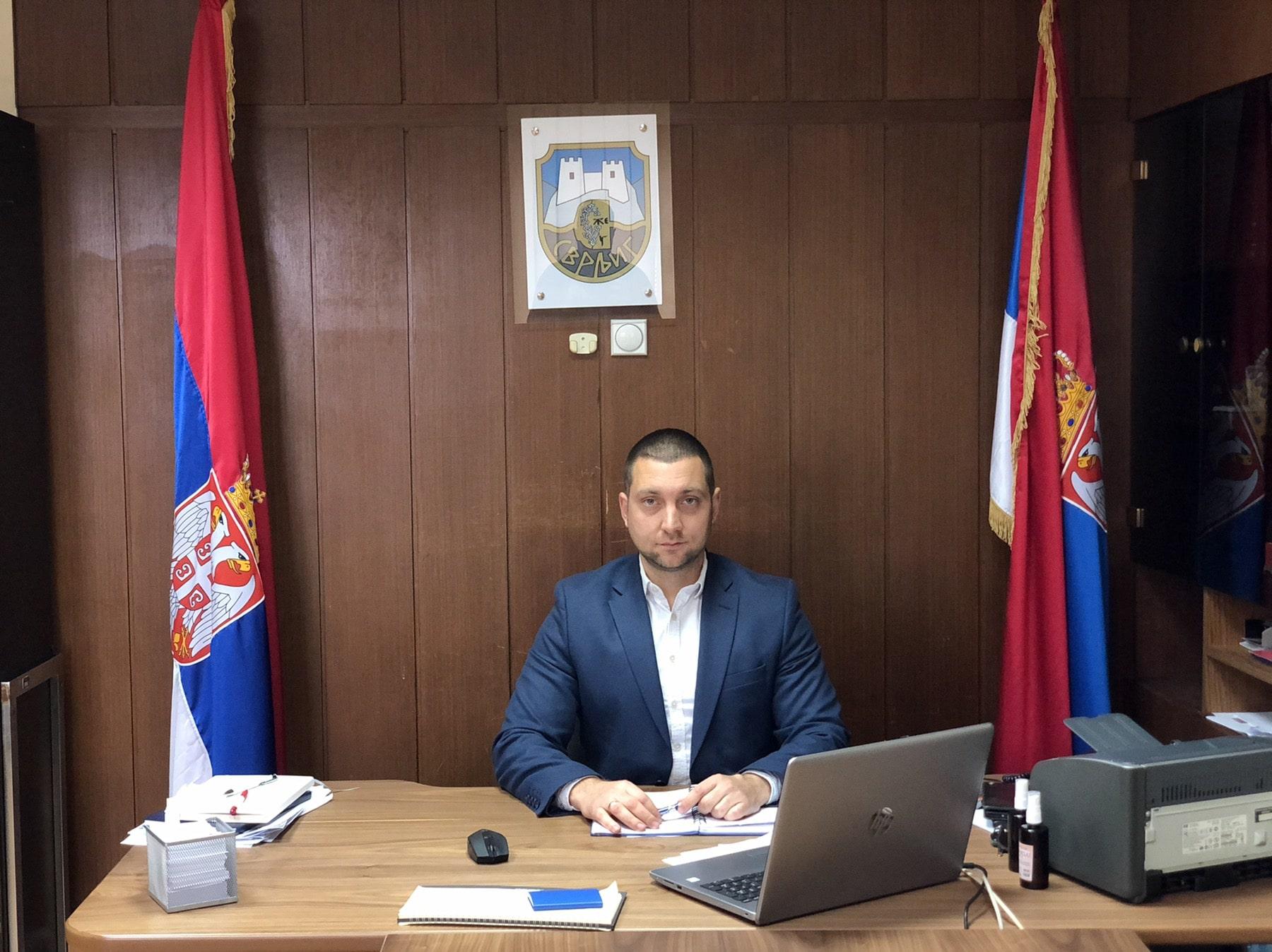 Predsednik opštine Svrljig Miroslav Marković, foto: Opština Svrljig