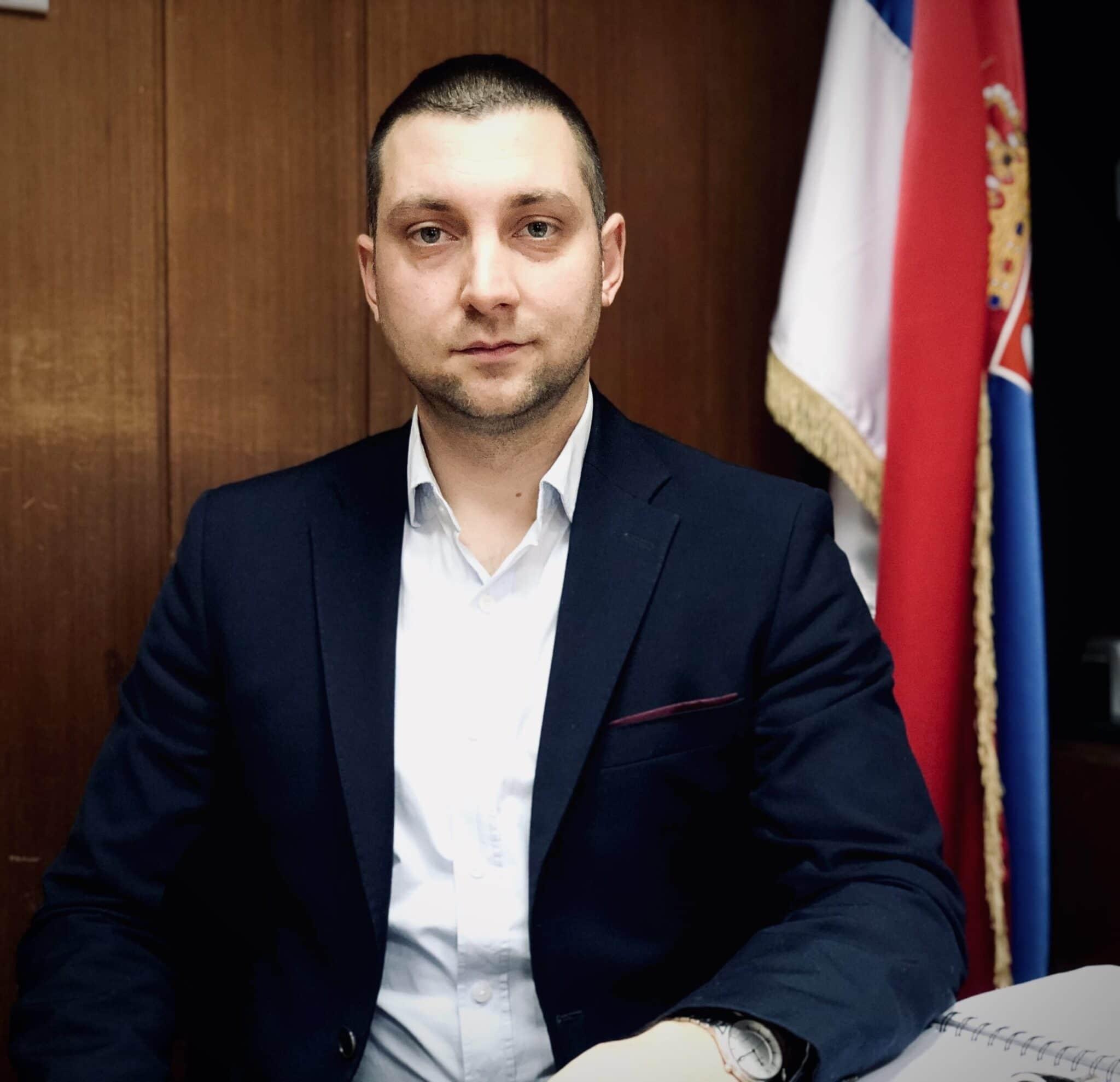 Predsednik opštine, foto Svrljiške novine