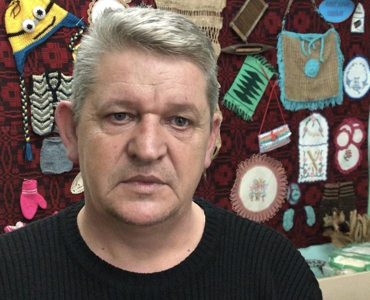 Slaviša Matejić, foto: Svrljiške novine