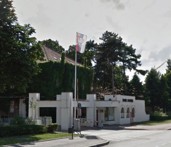 Vojna bolnica Niš, foto: Google maps