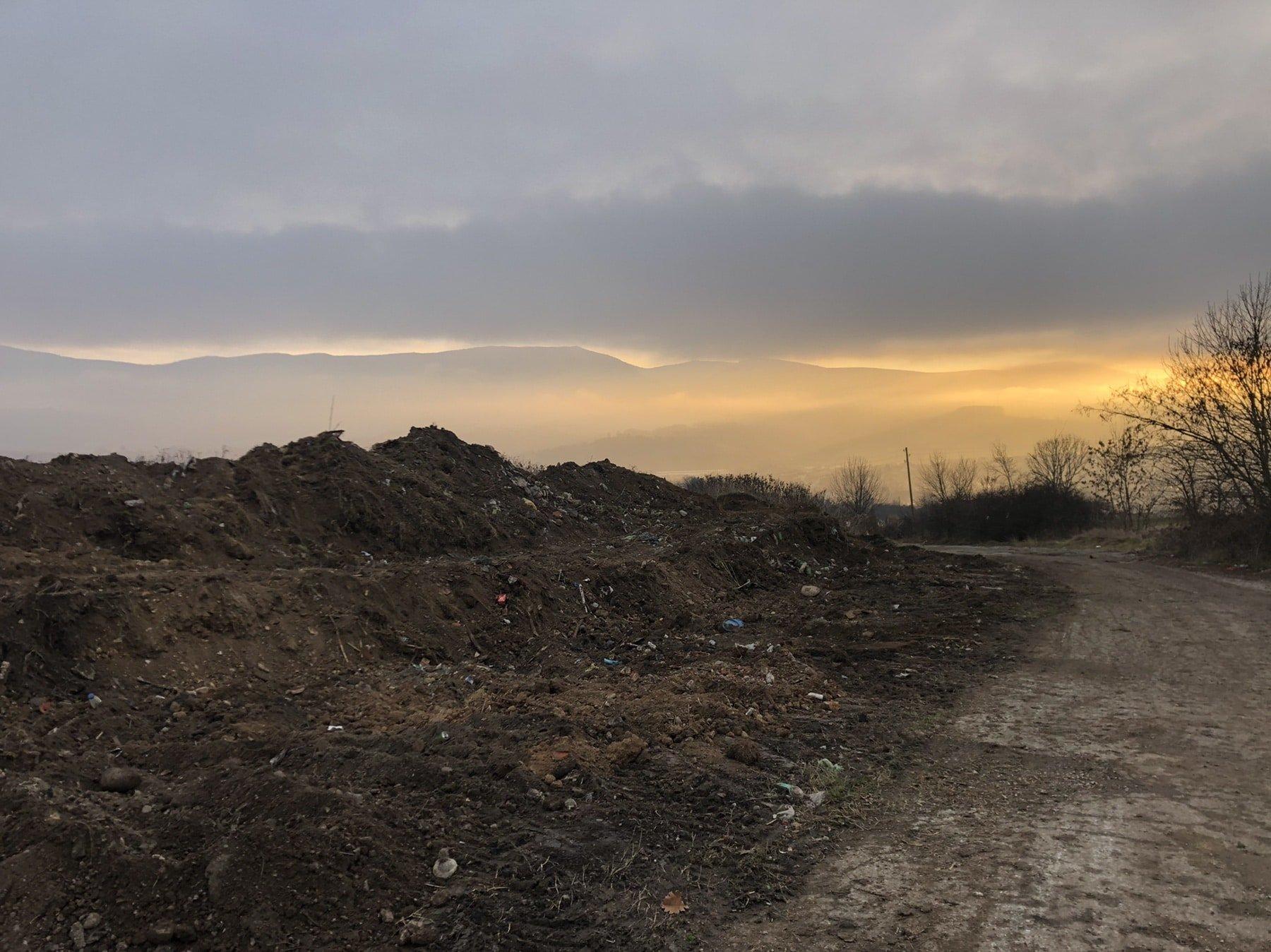 Očišćena deponija, foto: Svrljiške novine