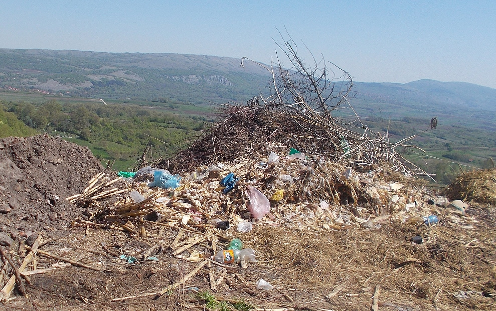 Deponija Grbavče, foto: M.D.