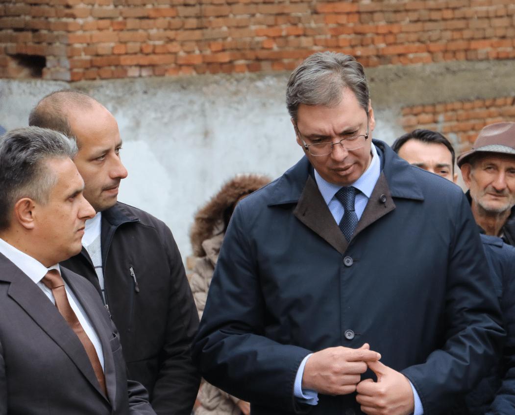 Predsednik Srbije u poseti Svrljigu, foto: Svrljiške novine