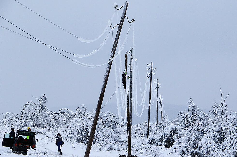 Problemi na elektromreži, foto: Svrljiške novine, M.M.