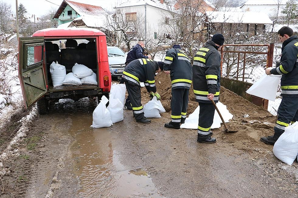 U Niševcu alarmantno, foto: Svrljiške novine