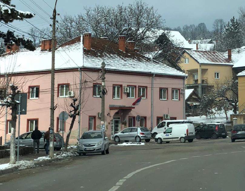 Zgrada opštine Svrljig, foto: Svrljiške novine