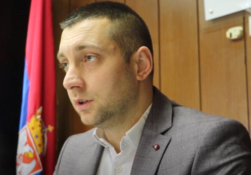 Miroslav Marković, predsednik opštine, foto: Svrljiške novine