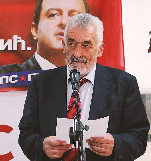 Preminuo Raco Mentović