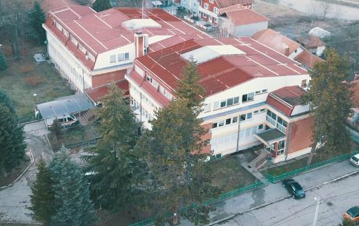 Dom zdravlja Svrljig, foto: Svrljiške novine, sva prava su zadržana