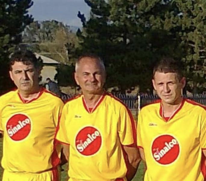 Stojadinović, Marinković i Marković, foto: privatna arhiva