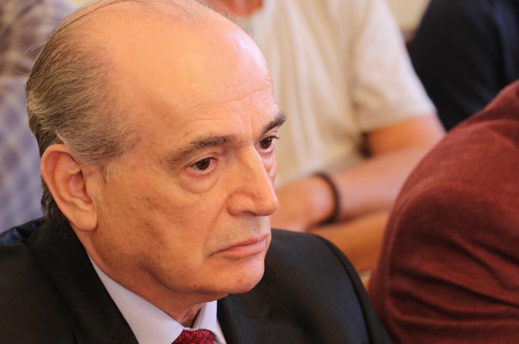 Ministar Krkobabić, foto: M.M. Svrljiške novine
