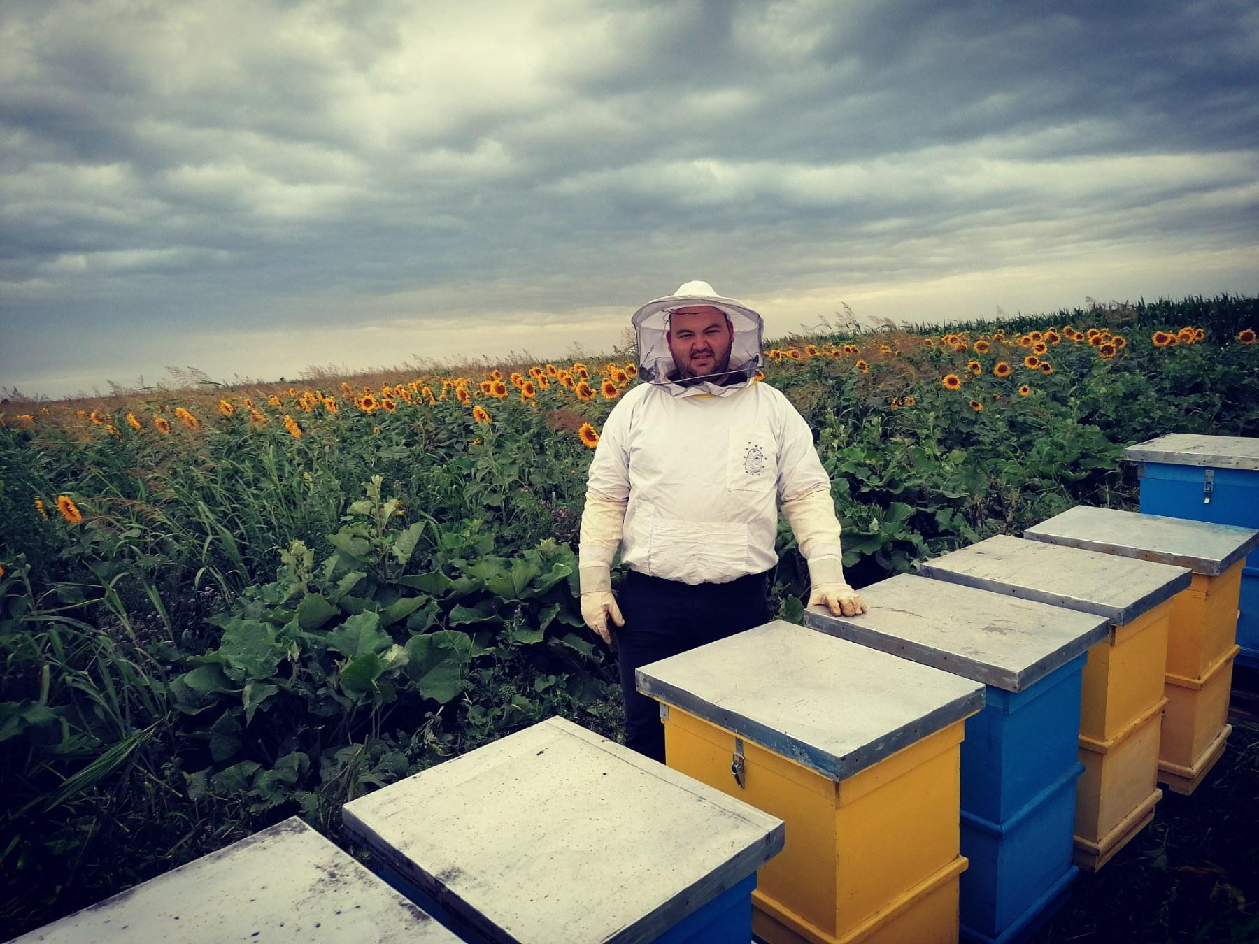 Pčelar Mihajlo Stevanović, privatna arhiva