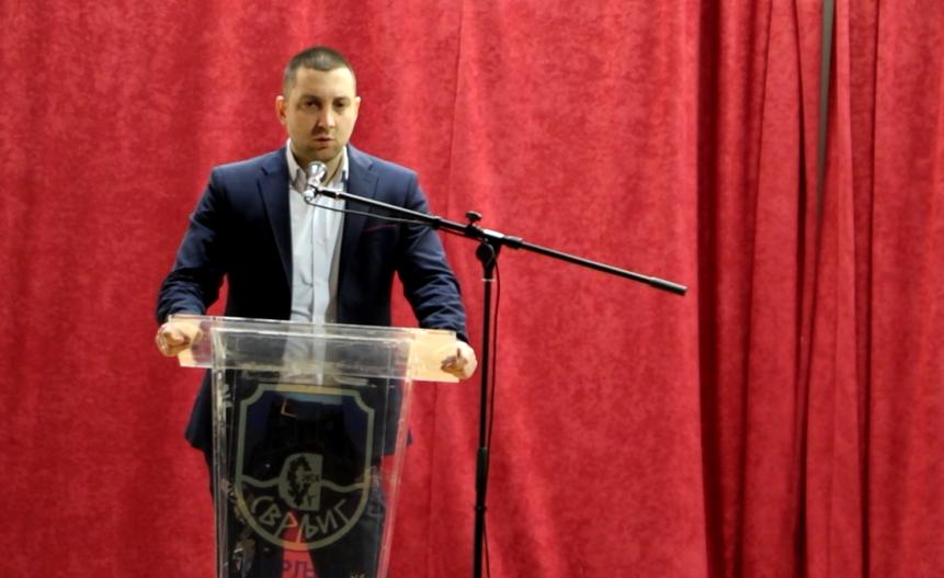 Predsednik opštine Miroslav Marković, foto: M.M.