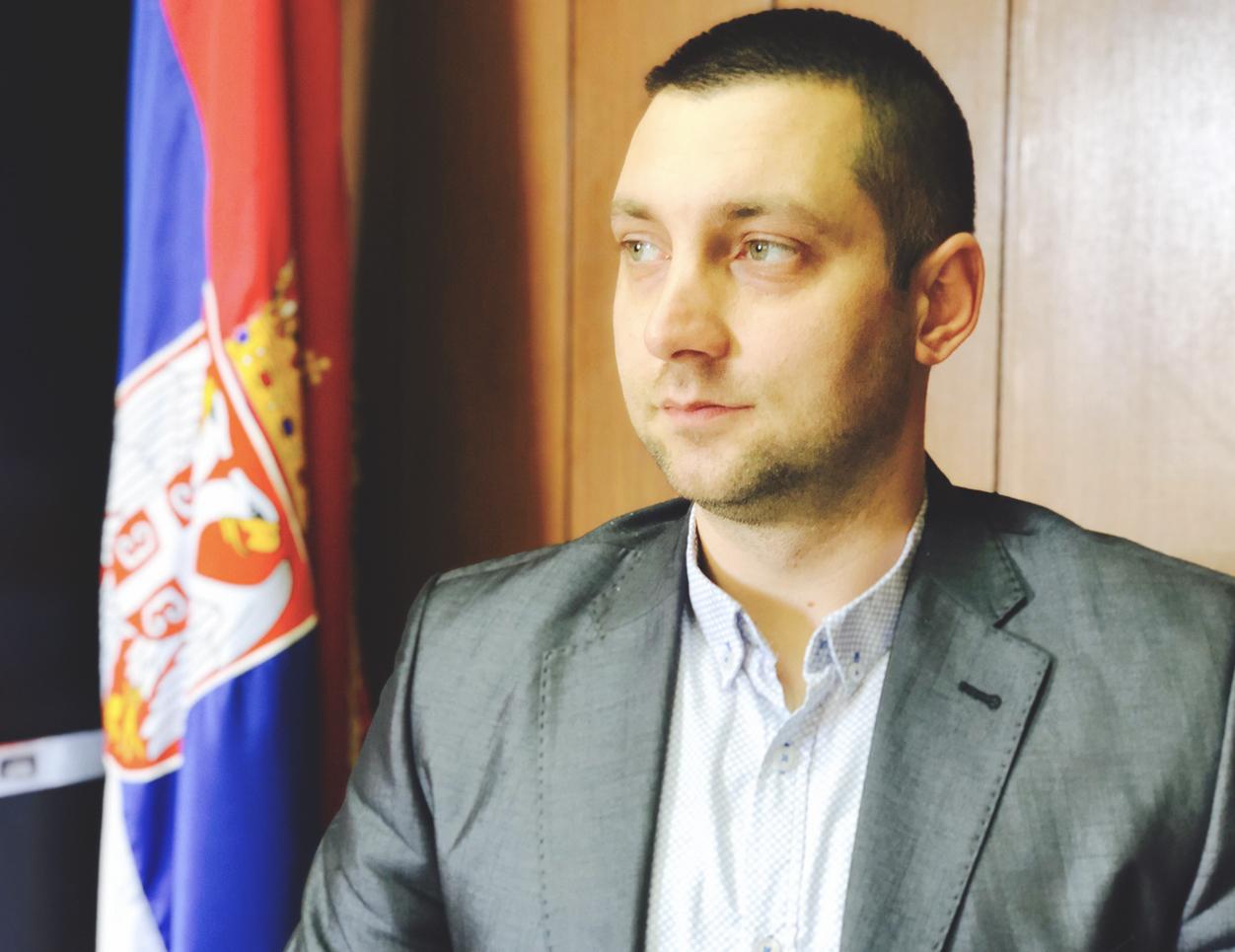 Predsednik opštine Svrljig, Miroslav Marković, foto: Svrljiške novine