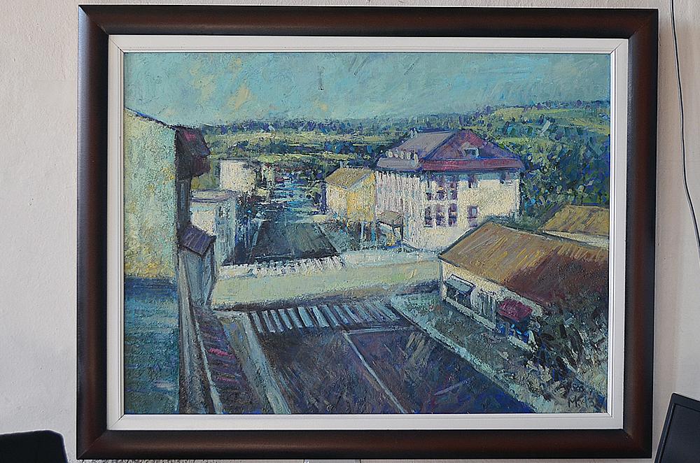 Umetnost na delu, foto: Marijana Stojadinović, Svrljiške novine