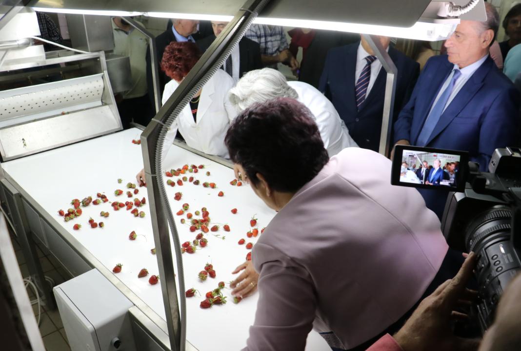 ZZ ,,Svrljižanka'', poseta Ministra Krkobabića, foto: Svrljiške novine