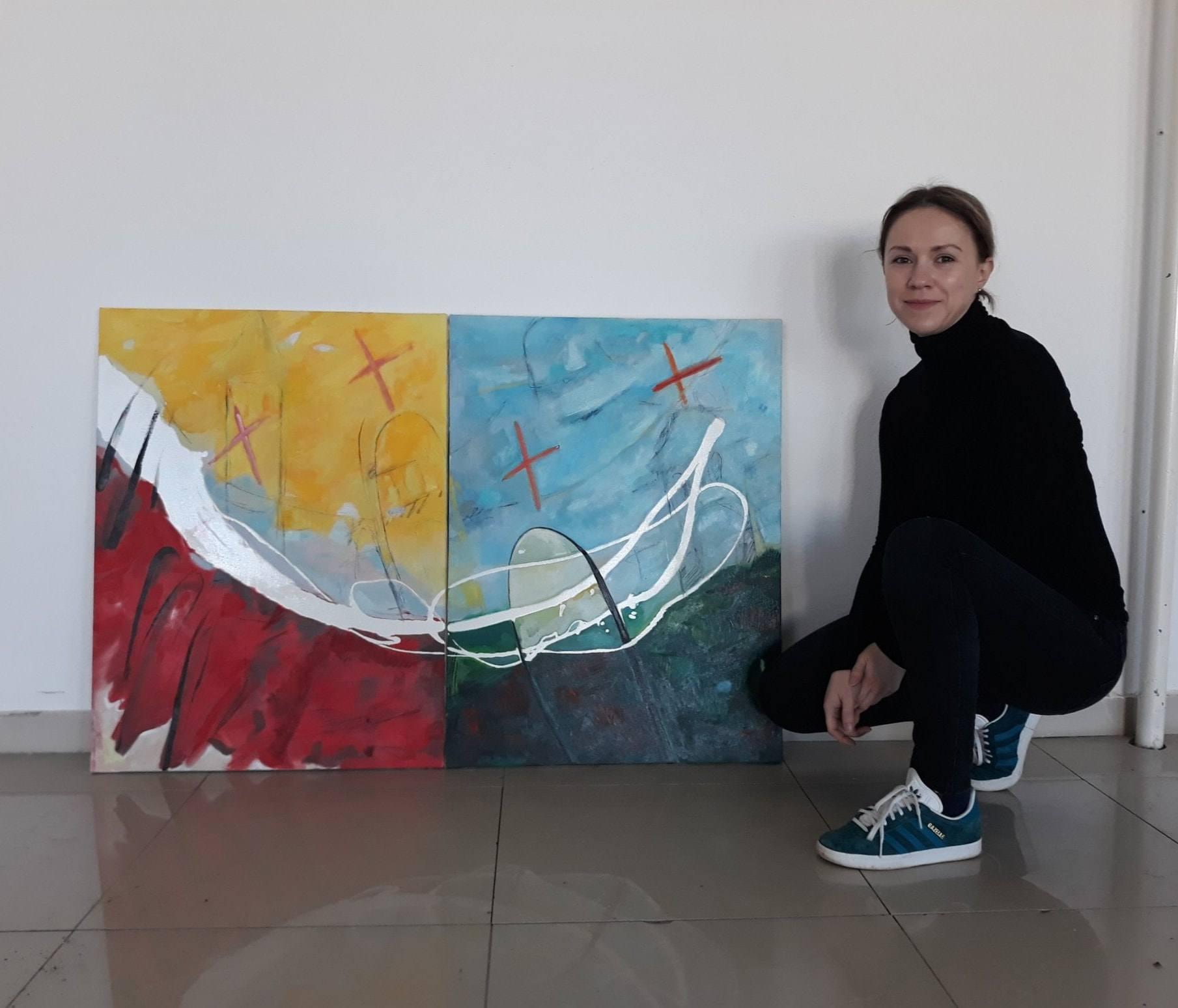 Božica Milojević, privatna arhiva