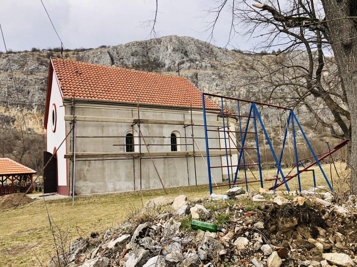 Crkva Sv. Ilija, Niševac, foto: Svrljiške novine